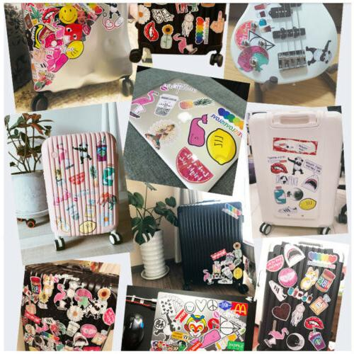50Pcs/Lot Cute Stickers Luggage