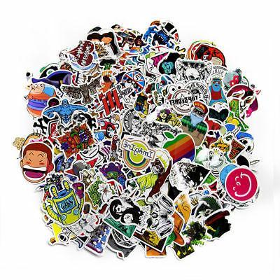 50 pcs random cool vinyl decal graffiti