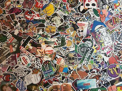 50 Random Laptop Luggage Decals Skateboard Stickers bomb Vin