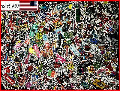 400 new random skateboard stickers bomb laptop