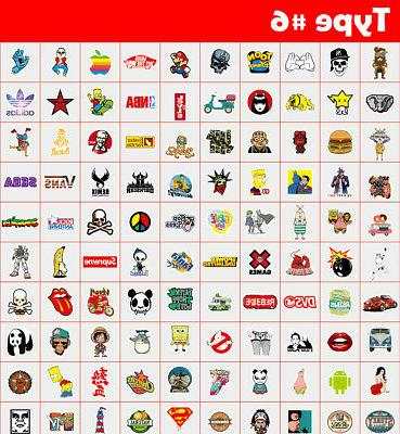 Vinyl Dope Sticker lot