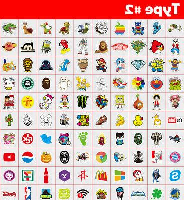 500 Skateboard Stickers bomb Vinyl Laptop Luggage Decals Dop