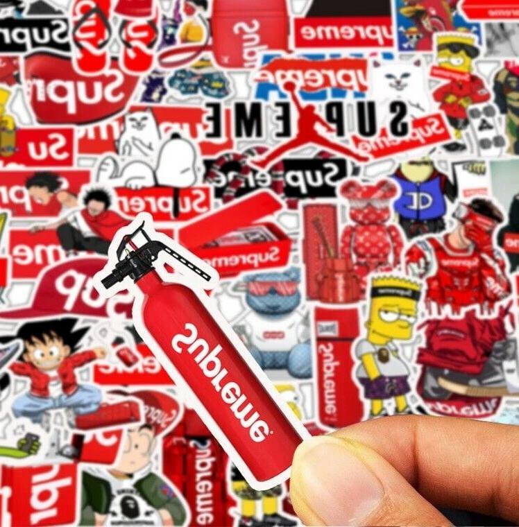 50PCS Sticker Car