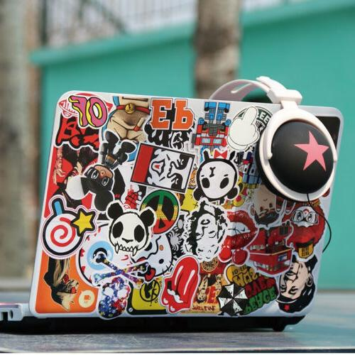 50Pcs Vinyl Bomb Laptop A Ape Decal Pack