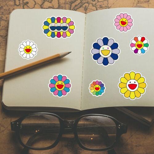 50Pcs Sticker Murakami Laptop