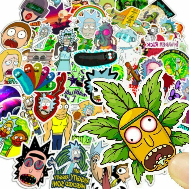 Pickle Decal Stickers Skateboard Car Hot