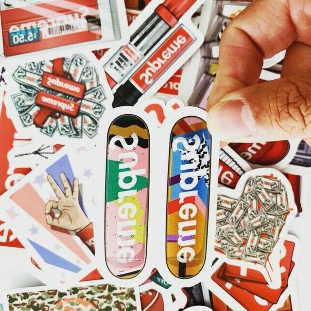 60 Stickers Luggage