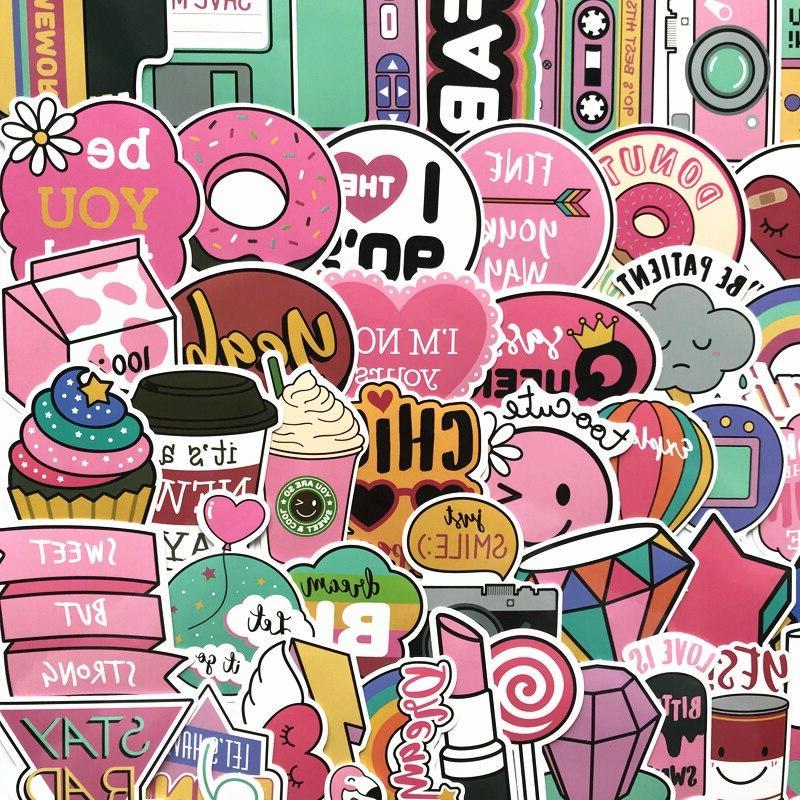 TD ZW Lovely <font><b>Stickers</b></font> For Car Fridge Car- <font><b>Sticker</b></font> Pegatina