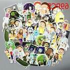 69Pcs/Lot American Drama Rick and Morty Stickers Decal For C