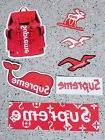 7 x SUPREME, A&F Super Stickers PACK for Laptops, Lockers, S