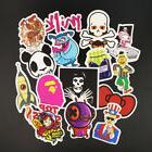 Fashion Cute 50pcs Stickers Skateboard Sticker Graffiti Lapt