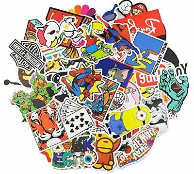 100Pack Secret Garden Sticker Decals Laptop,Kids,Cars,Motorcycle