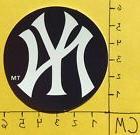 New York Yankees Vinyl Sticker Decal Skateboard Car Bumper L