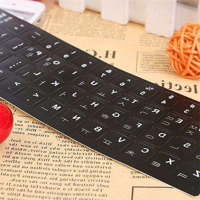 Standard Layout Stickers For Computer Laptop Keyboard Sticker Many Language