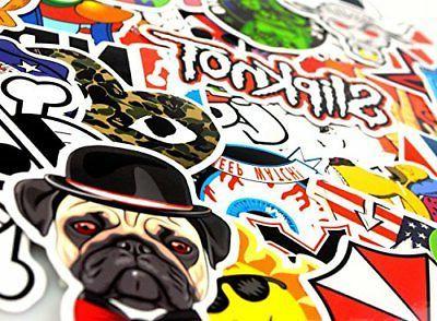 Sticker Garden Graffiti for Laptop