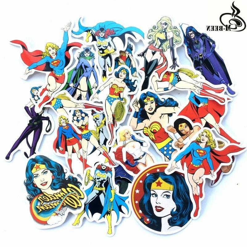 Wonder Woman Supergirl Batgirl DC Comics Collection Mixed St
