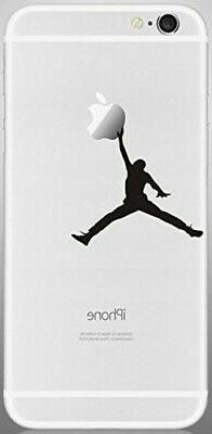 air jordan jumpman iphone vinyl decal sticker