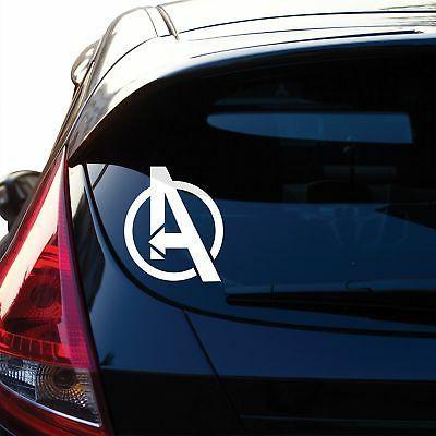 Yoonek Avengers Decal Sticker for Window Laptop More. # 528