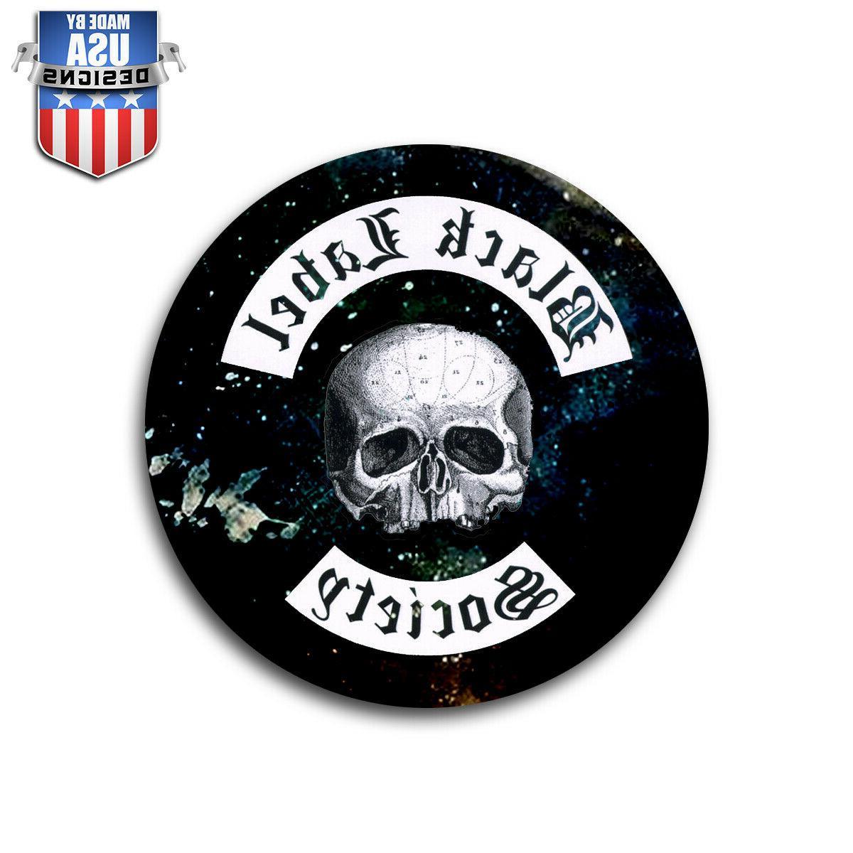 black label society grunge sticker decal phone