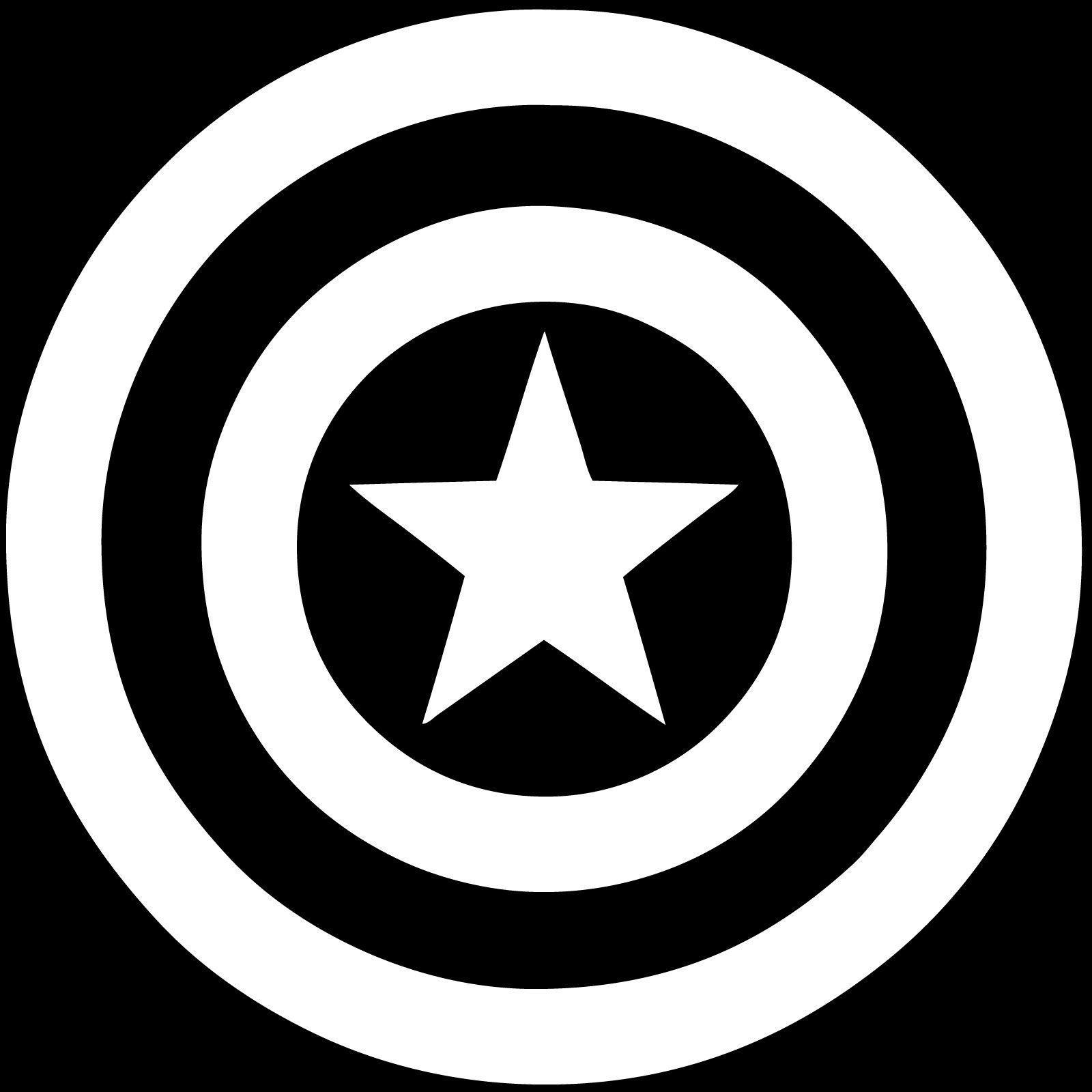 Captain Decal Sticker Car