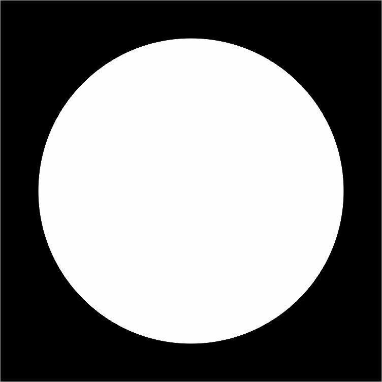 Circle Car Art Dot