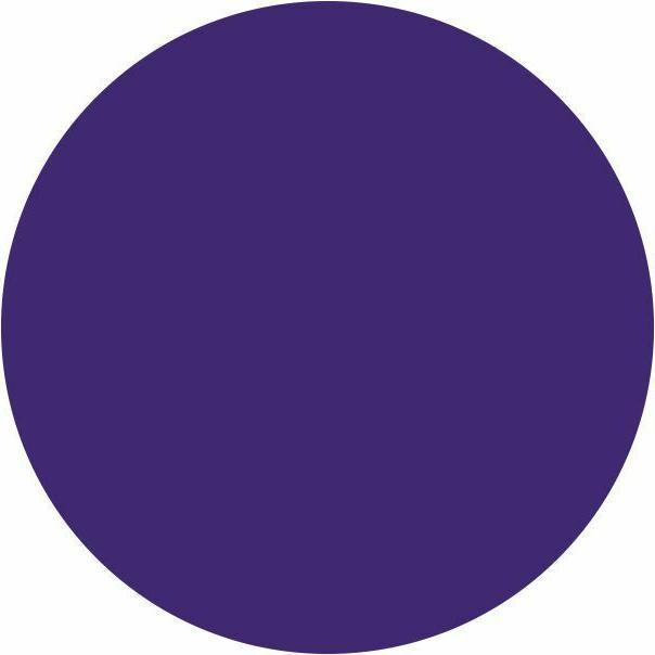 Circle Vinyl Car Bumper Window Dot