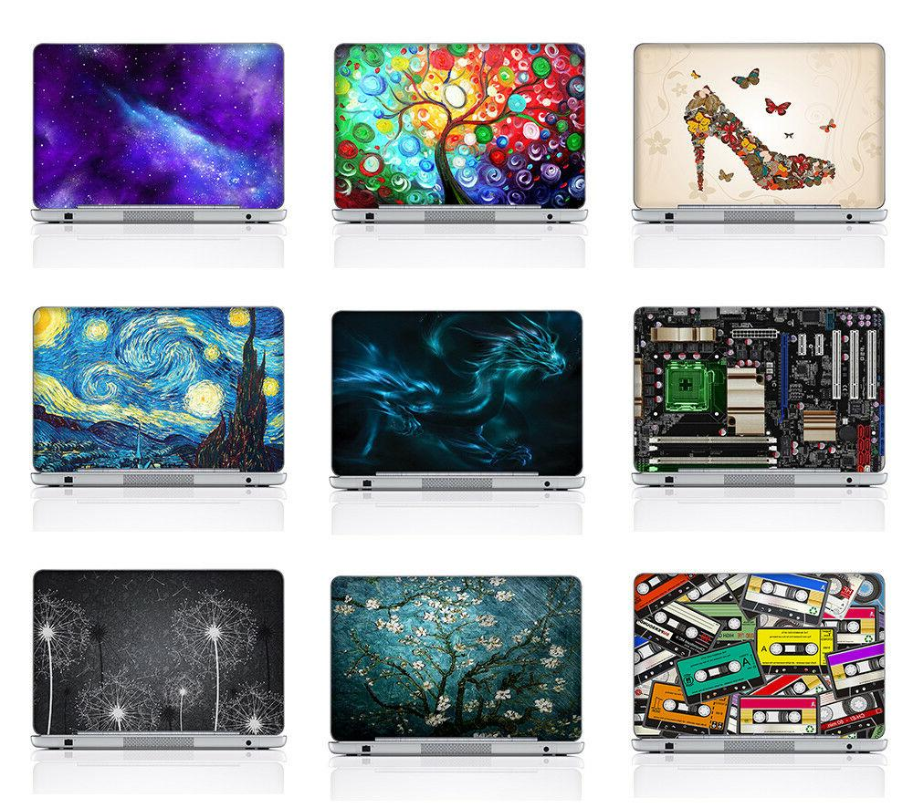 colorful designs laptop notebook computer skin sticker