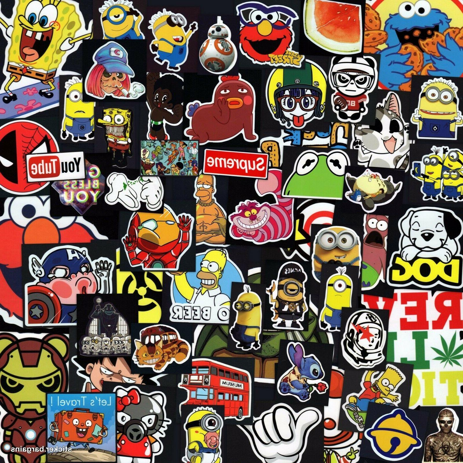 cool funny stickers 60 designs laptop car