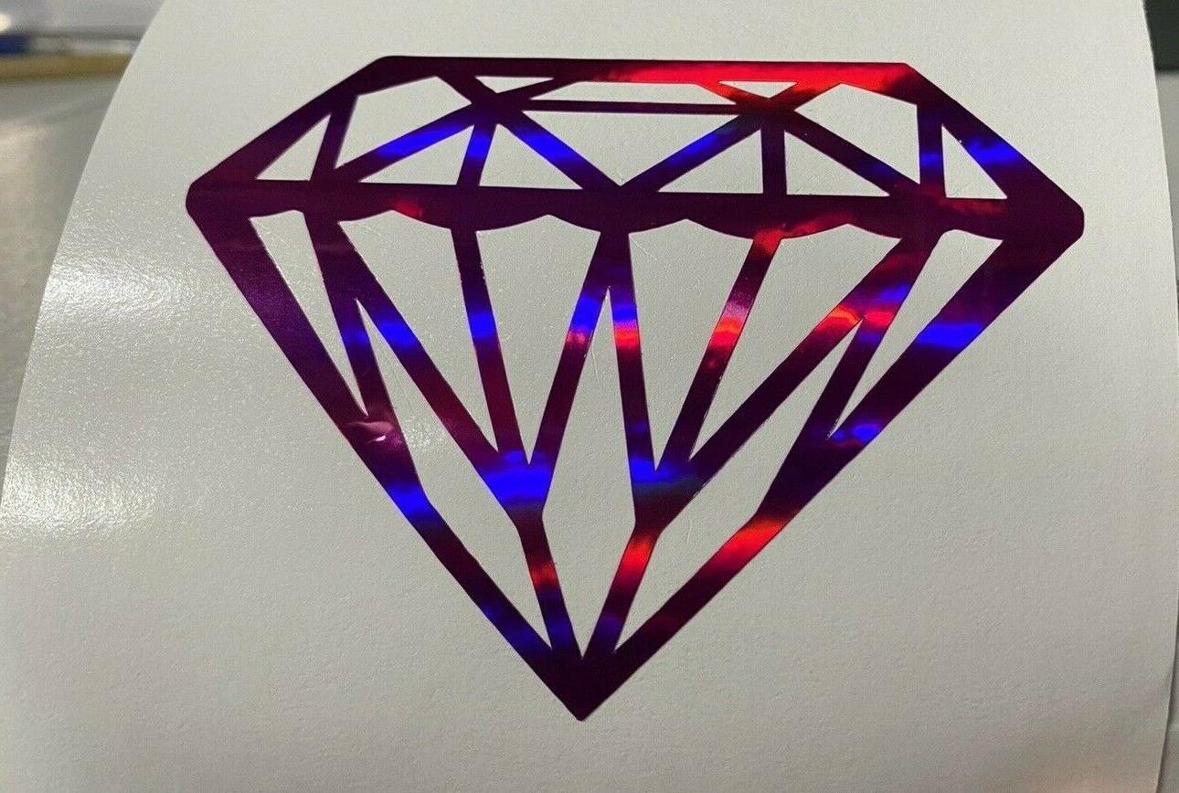 decal car window vinyl jewel laptop sticker