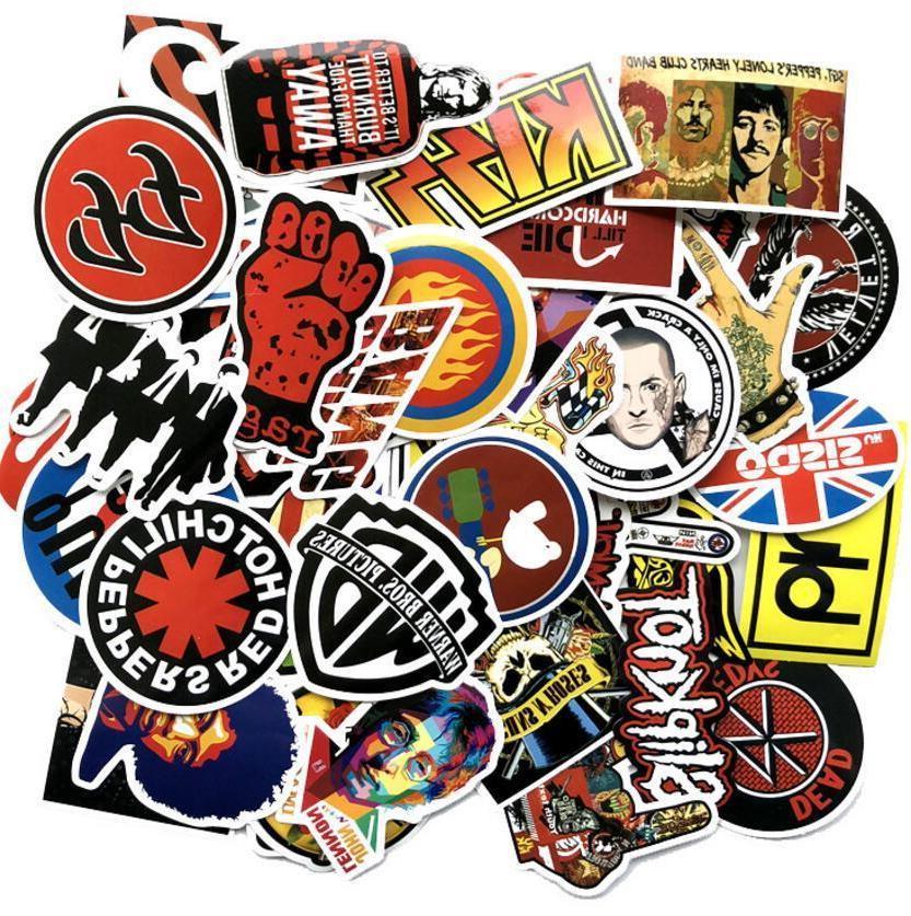 Hot Vinyl Skateboard Laptop Decals Dope Sticker