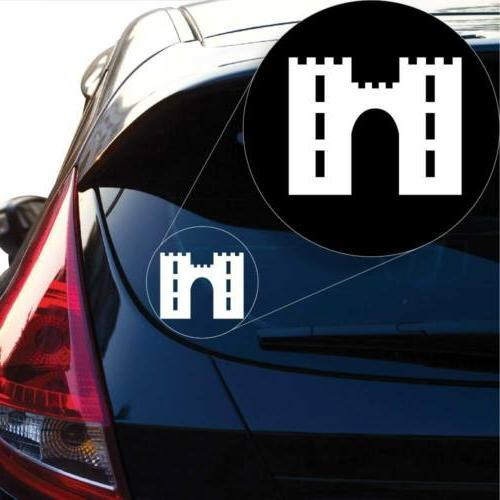 house frey game of thrones decal sticker