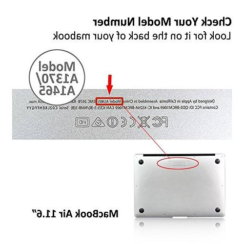 iCasso New Image Light Weight Case Glossy Clear Snap-On for MacBook inch - Butterfly Girl