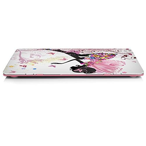 iCasso Image Light Rubberized Case Snap-On for MacBook Air inch - Butterfly