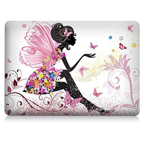 iCasso New Art Image Ultra Slim Light Case Snap-On Cover for MacBook inch -