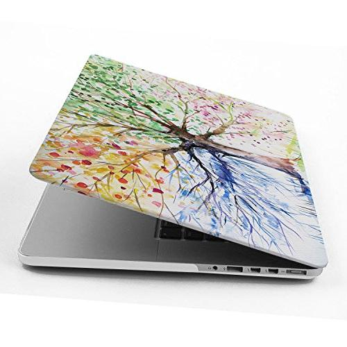 iCasso Macbook Inch Case Rubber Soft Hard Shell Protective Cover For Pro Model A1398