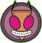 Irken Invader Zim Cartoon Sticker Decal laptop wall car phon
