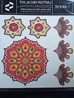 laptop decal kit kaleidoscope