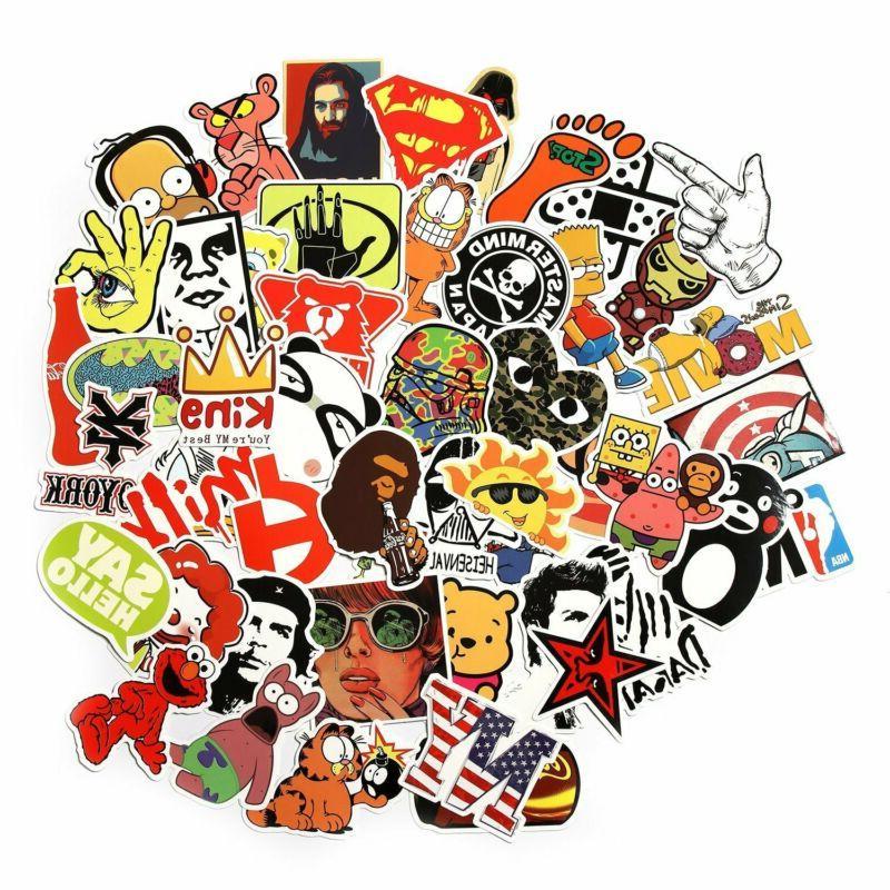 Laptop Graffiti Vinyl Decal Sticker Mix