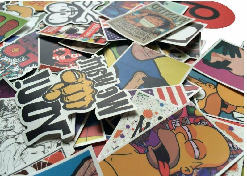 Laptop Car Vinyl Sticker Great