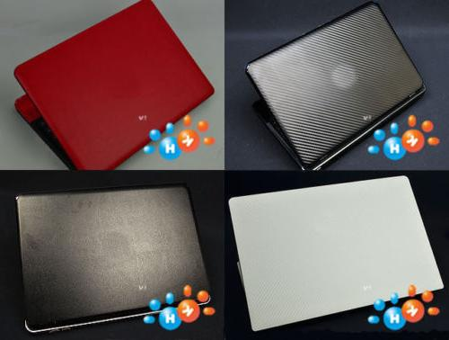 Laptop Carbon fiber Sticker Cover Skin for Lenovo Yoga 900 1