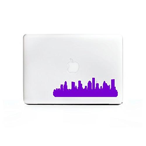 laptop series houston texas skyline