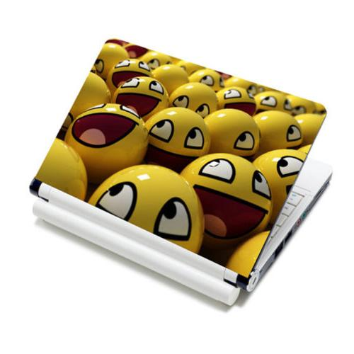 Laptop Multi Art Cover Decal Toshiba Dell