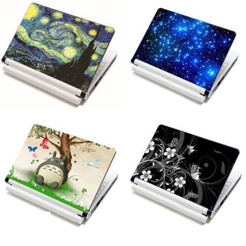 "Laptop Sticker Skin Art Decal 13"" 14"" HP Acer"