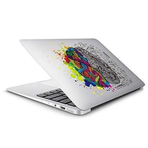 "Sticker Macbook Pro Air 13"" Unibody 13"