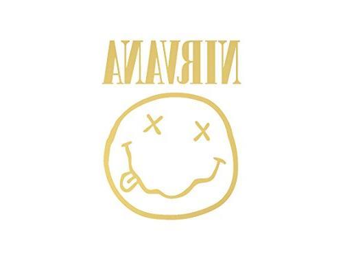 logo nirvana rock band legend