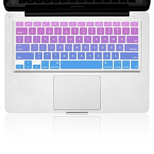 MacBook Air 13 Inch Case ,iCasso Soft Touch with Cover Compatible Inch ,