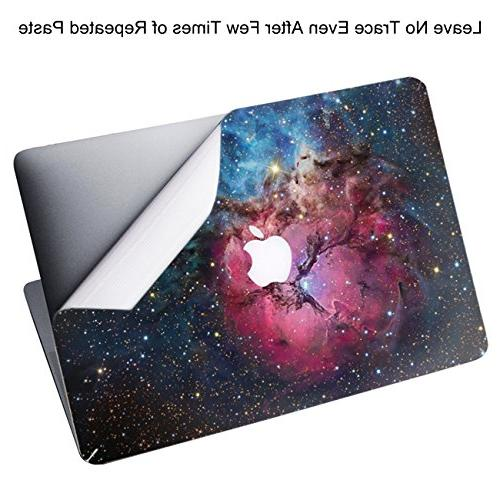 WALNEW Decal Protective Stickers 13 inch MacBook 2016/2017
