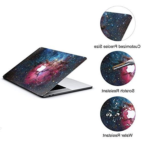WALNEW Skin Decal Removable Protective Stickers Decals 13 inch MacBook 2016/2017