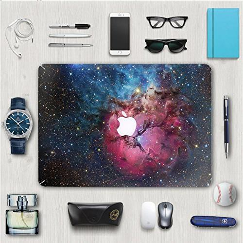 WALNEW MacBook Cover Decal Stickers Skins Protective Decals for 13 2016/2017