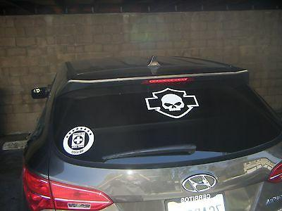 EVIL RABBIT #02 Sticker Car Window Bumper Truck Laptop